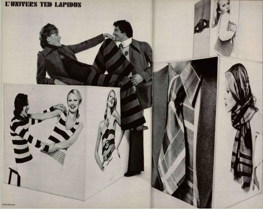 Ted Lapidus Ted Lapidus The Man who Democratised French Fashion Voices of