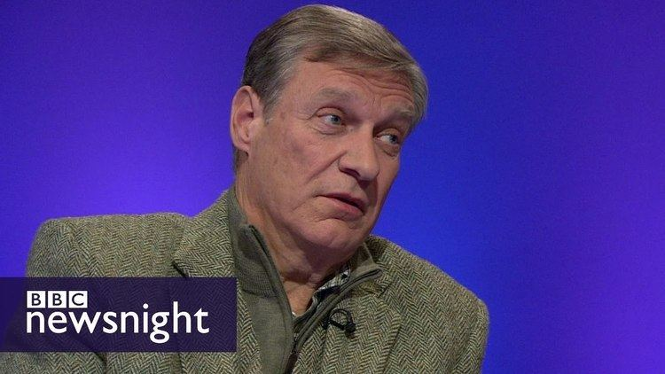 Ted Malloch The media gets Trump wrong almost constantly Ted Malloch BBC