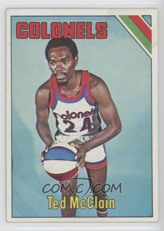 Ted McClain Ted McClain Basketball Cards COMC Card Marketplace