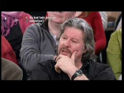 Ted McKenna Ted Mckenna On BBC1 The Big Questions 25 1 09 YouTube