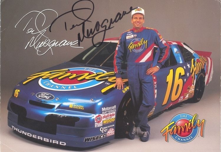 Ted Musgrave Ted MusgraveMy Favorite Driver to Collect Part 1 The