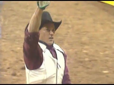 Ted Nuce Ted Nuce vs Wolfman 94 NFR Rd 9 YouTube