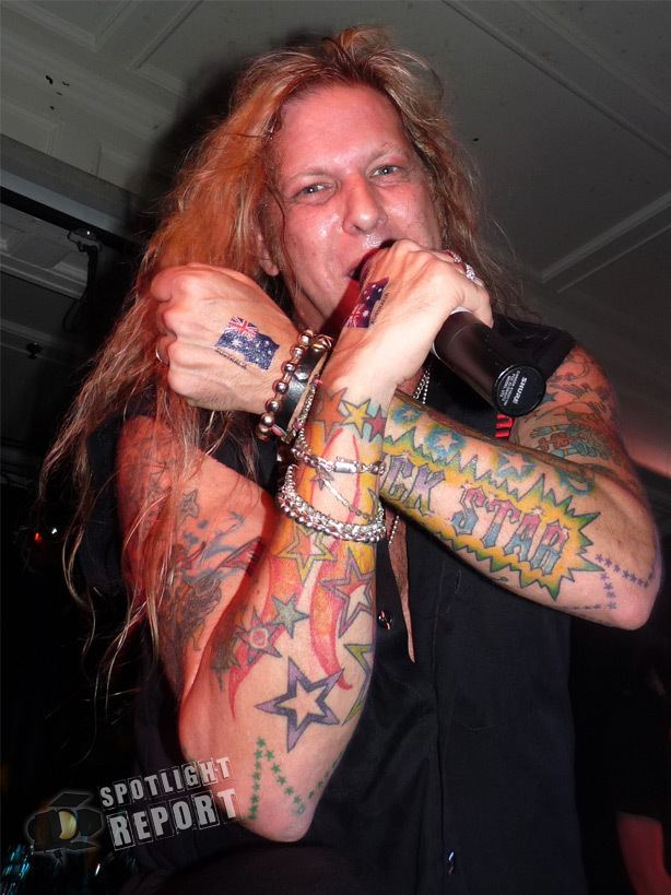 Ted Poley ted poley Spotlightreport quotBest entertainment Web in ozquot