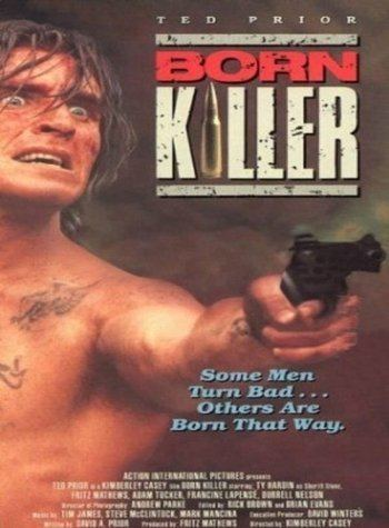 Ted Prior (actor) Independent Flicks DVD review Born Killer 1990