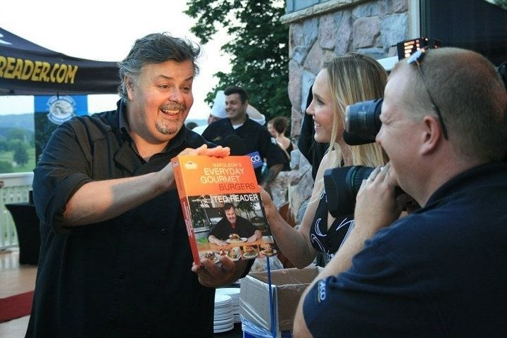 Ted Reader Barbeque Etiquette 101 from celebrity chef Ted Reader Vancouver