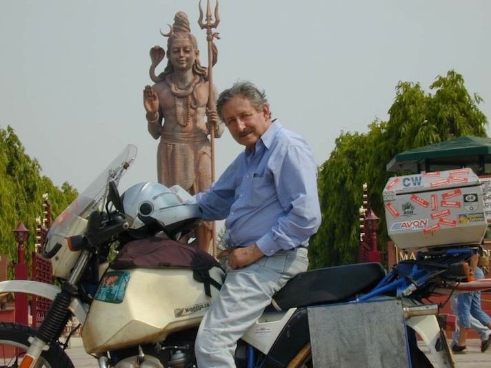 Ted Simon Interview with Ted Simon Still Orbiting RoadRUNNER