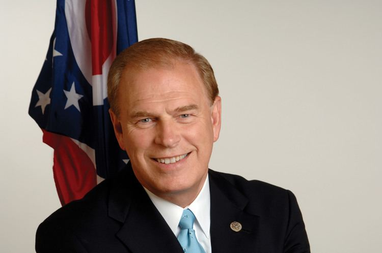 Ted Strickland Gubernatorial race College Democrat and Republican