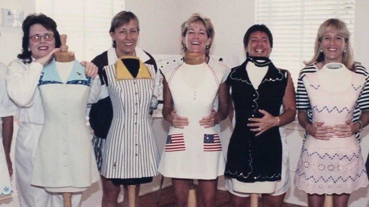 Ted Tinling Ted Tinlings Tennis Fashions YouTube