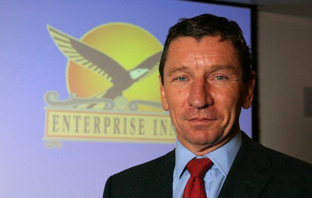 Ted Tuppen Ted Tuppen set to quit as boss of Enterprise Inns This is Money