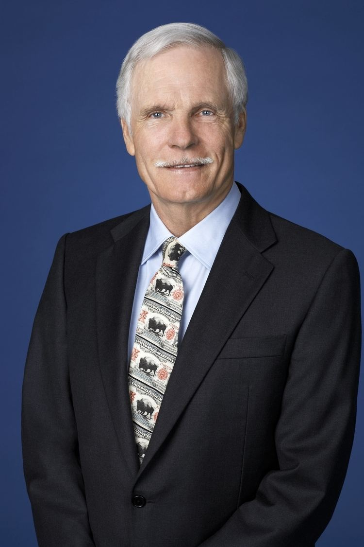 Ted Turner Sports Broadcasting Hall of Fame Ted Turner the Wild