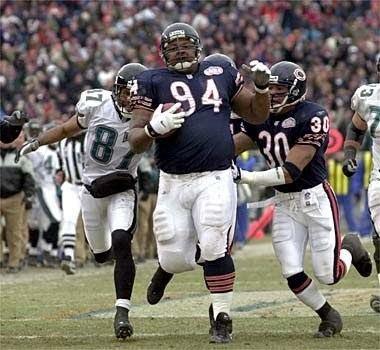 Ted Washington Cripes Get back to fundamentals Defensive Line 2001