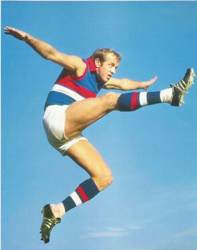 Ted Whitten Australian Football Ted Whitten Snr Player Bio