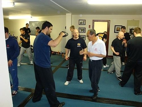Ted Wong May 2009 Ted Wong Seminar Tommy Carruthers Jeet Kune