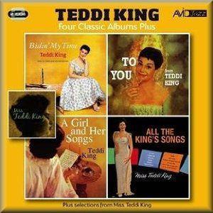 Teddi King TEDDI KING Four Classic Albums Plus