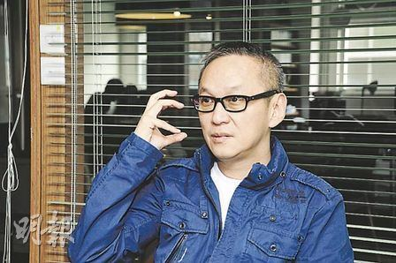 Teddy Chan HKSAR Film No Top 10 Box Office 20091203 TEDDY CHAN GETS HELP