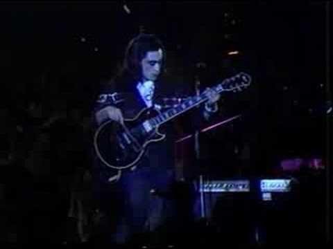 Teddy Diaz The Dawn Teddy Diaz Guitar Solo YouTube