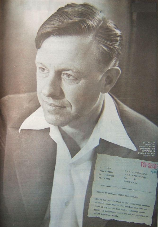 Teddy Kollek Israel39s Teddy Kollek Was an Informer for British