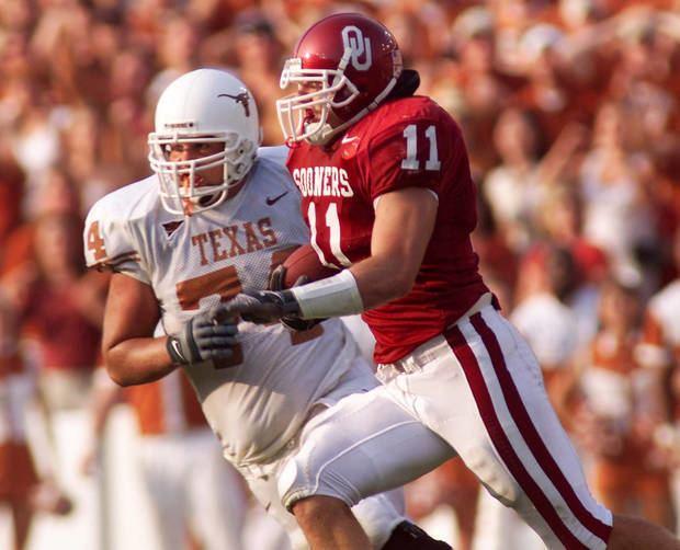 Teddy Lehman The best Bob Stoopsera Oklahoma football players brNo 13