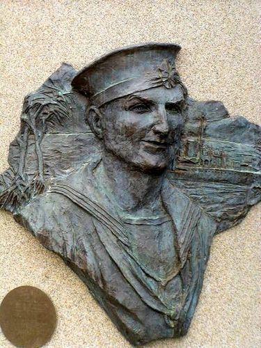 Teddy Sheean Edward quotTeddyquot Sheean Monument Australia
