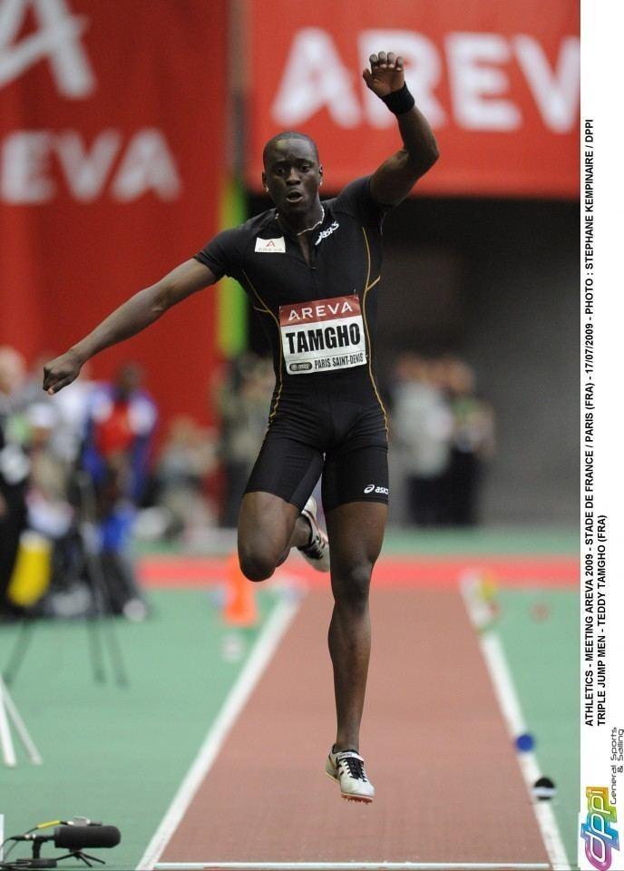Teddy Tamgho Profile of Teddy TAMGHO AllAthleticscom
