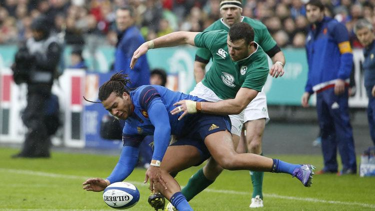 Teddy Thomas (rugby union) France wingers Teddy Thomas and Marvin OConnor suffer injuries