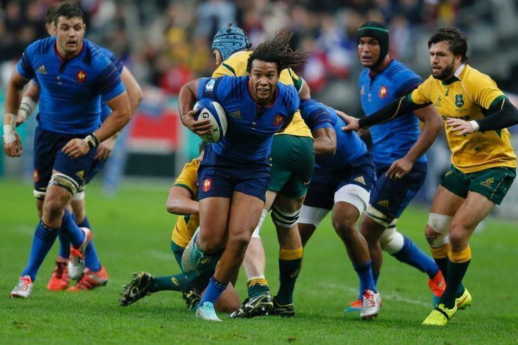 Teddy Thomas (rugby union) France v Argentina Preview Medard Steps Into Thomas Breach Rugby