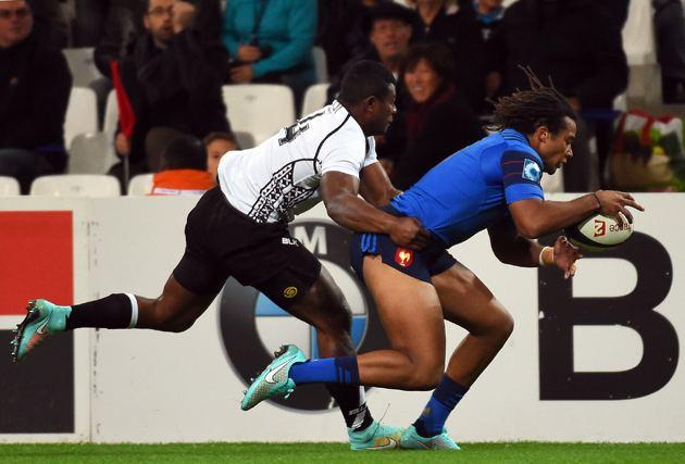 Teddy Thomas (rugby union) Why Teddy Thomas is France39s new star