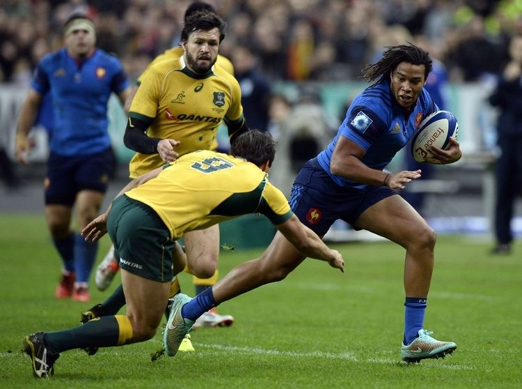Teddy Thomas (rugby union) Latest Yoann Huget Articles Galleries Videos Rugby World