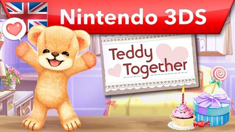 Teddy Together Teddy Together Trailer Nintendo 3DS YouTube