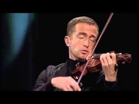 Tedi Papavrami JSBach 2nd partita for solo violin by Tedi Papavrami YouTube