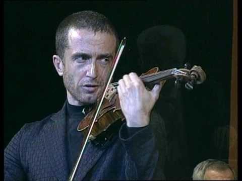 Tedi Papavrami Sarasate Zigeunerweisen Tedi Papavrami violin YouTube