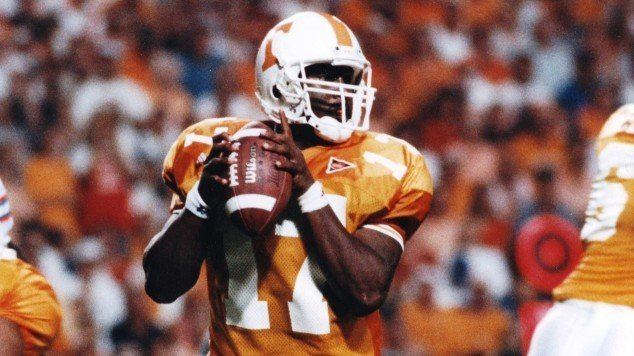 Tee Martin University of Tennessee Official Athletic Site Blog