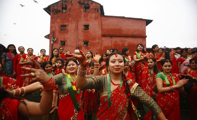 Teej History tradition and rituals All you wanted to know about Teej