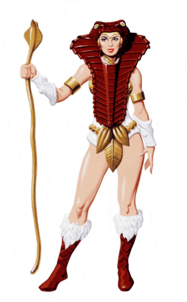 Teela Teela Warrior goddess 1982 Battle Ram
