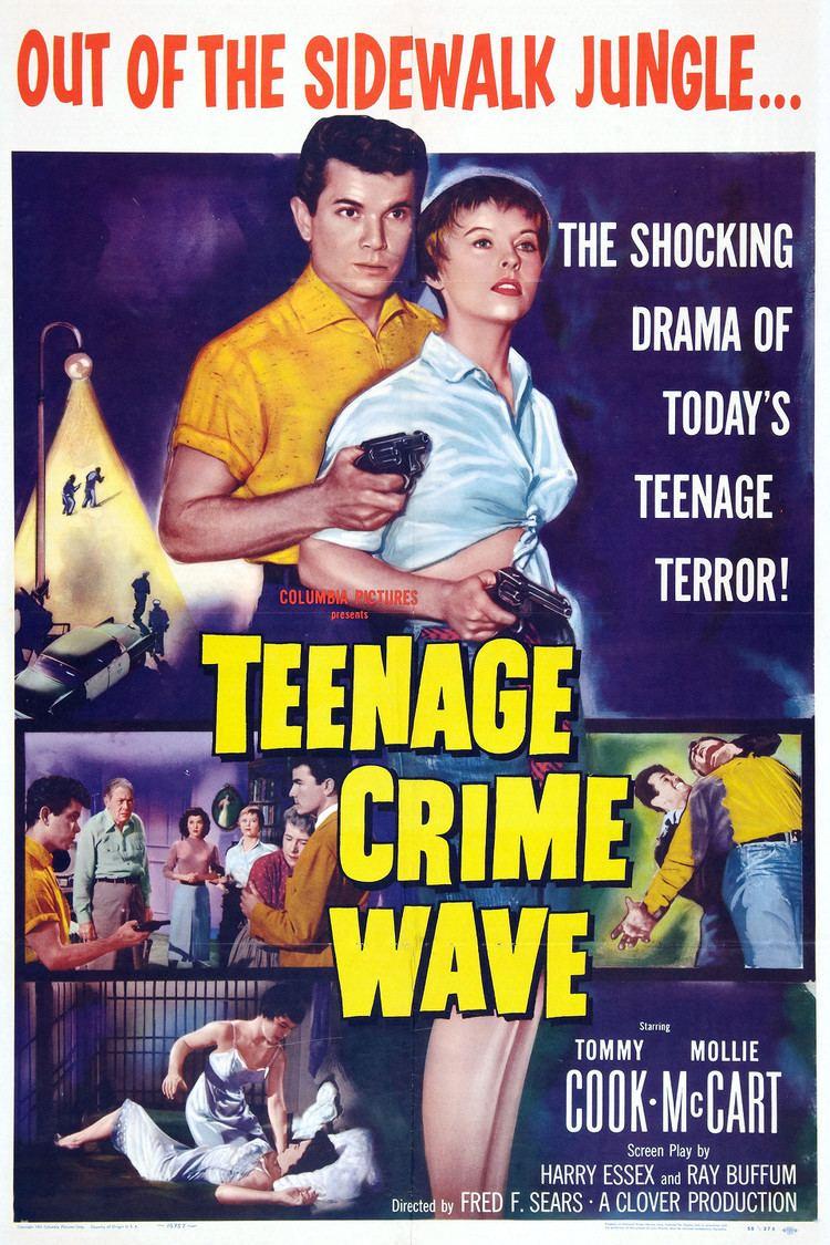 Teen-Age Crime Wave wwwgstaticcomtvthumbmovieposters52194p52194