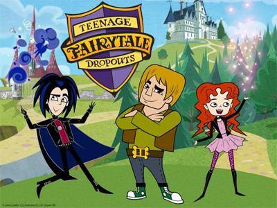 Teenage Fairytale Dropouts Teenage Fairytale Dropouts