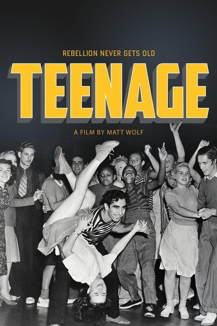 Teenage (film) wwwgstaticcomtvthumbmovieposters9912764p991