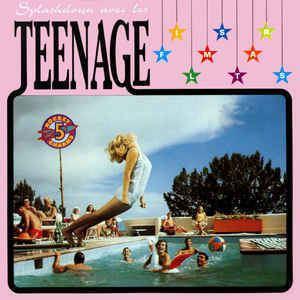 Teenage Filmstars Teenage Filmstars Rocket Charms CD Album at Discogs