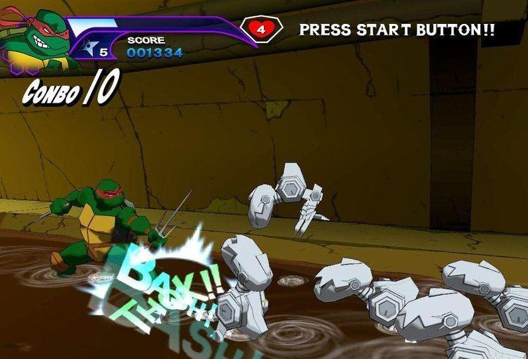 Teenage Mutant Ninja Turtles 2003 Video Game Alchetron The Free Social Encyclopedia