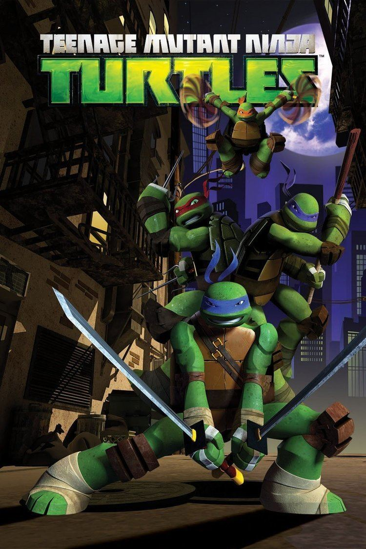 Teenage Mutant Ninja Turtles (2012 TV series) wwwgstaticcomtvthumbtvbanners9352040p935204