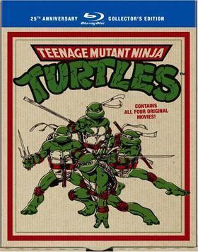 Teenage Mutant Ninja Turtles (film series) movie poster