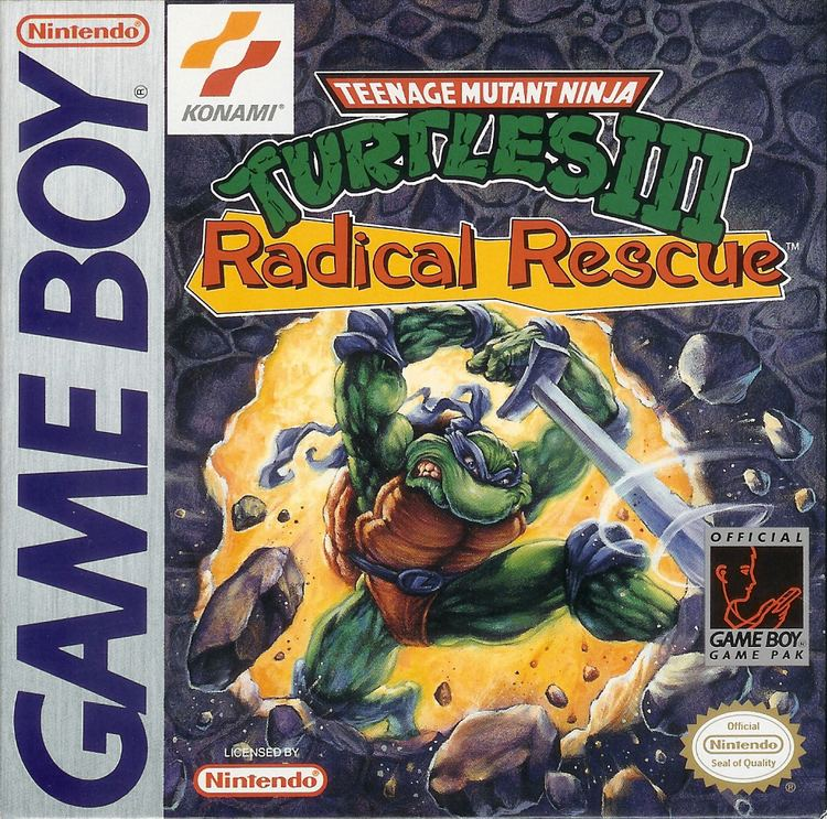 Teenage Mutant Ninja Turtles III: Radical Rescue mediagamestatscomggimageobject006006389tee