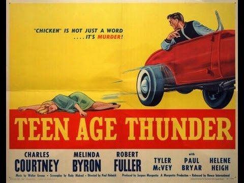 Teenage Thunder 1957 Film YouTube