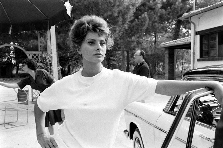Teenagers (film) movie scenes LIFE With Sophia Loren Rare and Classic Photos of a Movie Legend TIME