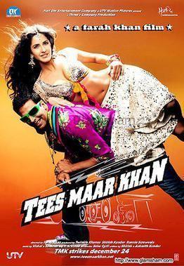 Tees Maar Khan (1963 film) Tees Maar Khan 2010 film Wikipedia
