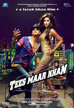 Tees Maar Khan (2010 film) Tees Maar Khan film 2010 Wikipedia bahasa Indonesia