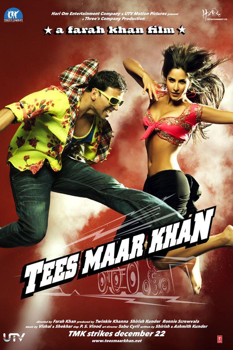 Tees Maar Khan (2010 film) wwwgstaticcomtvthumbmovieposters8136032p813