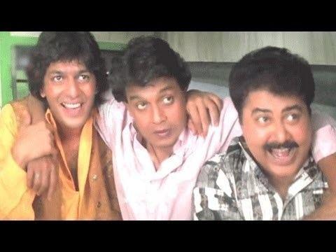 Mithun Chakraborty Chunky Pandey Teesra Kaun Comedy Scene 614