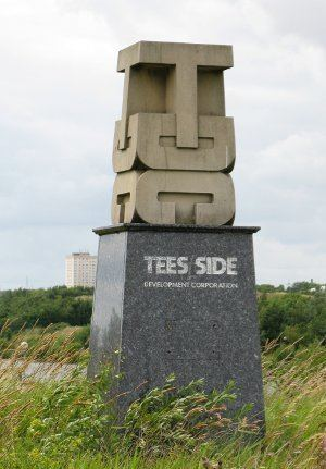 Teesside Development Corporation