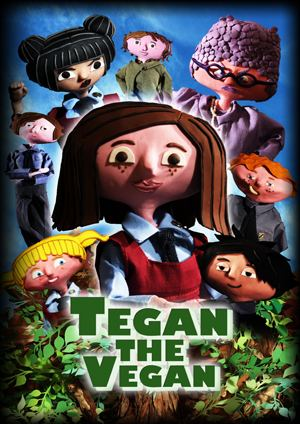 Tegan the Vegan Tegan the Vegan